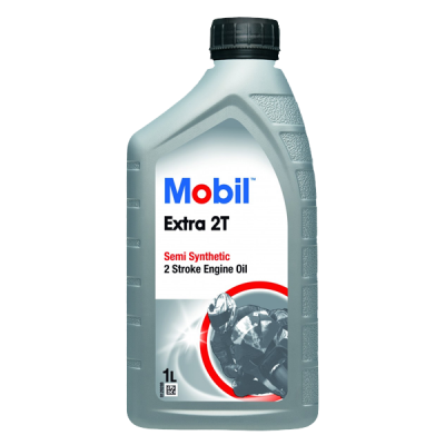 Huile moteur Mobil Extra 2T